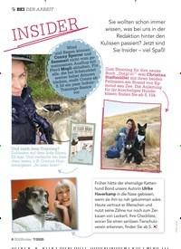 Titelbild der Ausgabe 7/2020 von BEI DER ARBEIT: INSIDER. Zeitschriften als Abo oder epaper bei United Kiosk online kaufen.