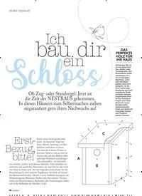 Titelbild der Ausgabe 1/2019 von SELBST GEMACHT: Ich bau dir ein: Schloss. Zeitschriften als Abo oder epaper bei United Kiosk online kaufen.