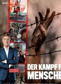 Titelbild der Ausgabe 6/2018 von DER KAMPF FÜR DIE MENSCHENRECHTE. Zeitschriften als Abo oder epaper bei United Kiosk online kaufen.