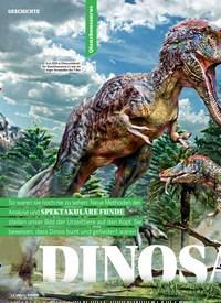 Titelbild der Ausgabe 6/2018 von Qianzhousaurus: LEBEN und STERBEN DER DINOSAURIER. Zeitschriften als Abo oder epaper bei United Kiosk online kaufen.