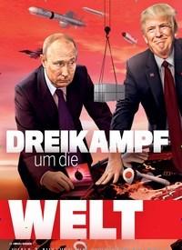 Titelbild der Ausgabe 4/2019 von DREIKAMPF um die WELT. Zeitschriften als Abo oder epaper bei United Kiosk online kaufen.
