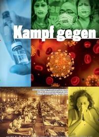 Titelbild der Ausgabe 6/2019 von Kampf gegen die Grippe. Zeitschriften als Abo oder epaper bei United Kiosk online kaufen.