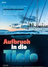 Titelbild der Ausgabe 1/2020 von Aufbruch in die Tiefe. Zeitschriften als Abo oder epaper bei United Kiosk online kaufen.