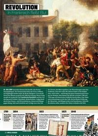 Titelbild der Ausgabe 4/2020 von REVOLUTION In Frankreich fließt Blut. Zeitschriften als Abo oder epaper bei United Kiosk online kaufen.