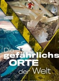 Titelbild der Ausgabe 1/2021 von Die gefährlichsten ORTE der Welt. Zeitschriften als Abo oder epaper bei United Kiosk online kaufen.