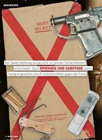 Titelbild der Ausgabe 1/2021 von GEHEIMAKTE 2. WELTKRIEG. Zeitschriften als Abo oder epaper bei United Kiosk online kaufen.