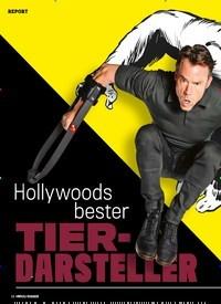 Titelbild der Ausgabe 1/2021 von Hollywoods bester TIERDARSTELLER. Zeitschriften als Abo oder epaper bei United Kiosk online kaufen.