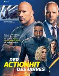 Titelbild der Ausgabe 16/2019 von KINO:DER ACTIONHIT. Zeitschriften als Abo oder epaper bei United Kiosk online kaufen.