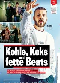 Titelbild der Ausgabe 20/2019 von SERIE: Kohle, Koks und fette Beats. Zeitschriften als Abo oder epaper bei United Kiosk online kaufen.