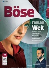 Titelbild der Ausgabe 21/2019 von SERIE: Böse neue Welt. Zeitschriften als Abo oder epaper bei United Kiosk online kaufen.