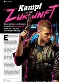 Titelbild der Ausgabe 21/2019 von Kampf um die Zukunft. Zeitschriften als Abo oder epaper bei United Kiosk online kaufen.