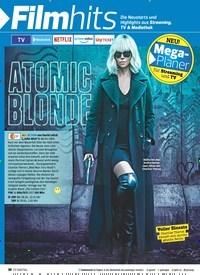 Titelbild der Ausgabe 22/2019 von Filmhits. Zeitschriften als Abo oder epaper bei United Kiosk online kaufen.