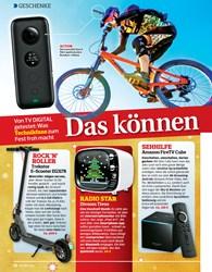 Titelbild der Ausgabe 25/2019 von GESCHENKE1: Das können Sie s ic h s chen ken. Zeitschriften als Abo oder epaper bei United Kiosk online kaufen.