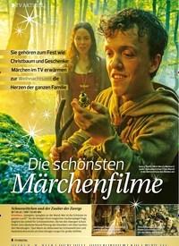 Titelbild der Ausgabe 26/2019 von TV AKTUELL: Die schönsten Märchenfilme. Zeitschriften als Abo oder epaper bei United Kiosk online kaufen.