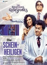Titelbild der Ausgabe 1/2020 von Die SCHEINHEILIGEN. Zeitschriften als Abo oder epaper bei United Kiosk online kaufen.