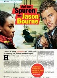 Titelbild der Ausgabe 1/2020 von Auf den von Spuren Jason Bourne. Zeitschriften als Abo oder epaper bei United Kiosk online kaufen.