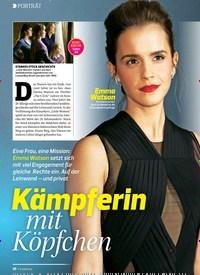 Titelbild der Ausgabe 3/2020 von PORTRÄT: Kämpferin mit Köpfchen. Zeitschriften als Abo oder epaper bei United Kiosk online kaufen.