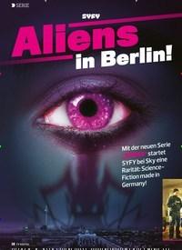 Titelbild der Ausgabe 5/2020 von SERIE: Aliens in Berlin!. Zeitschriften als Abo oder epaper bei United Kiosk online kaufen.