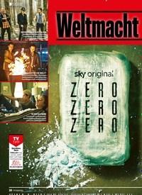 Titelbild der Ausgabe 6/2020 von SERIE: Weltmacht KOKAIN. Zeitschriften als Abo oder epaper bei United Kiosk online kaufen.