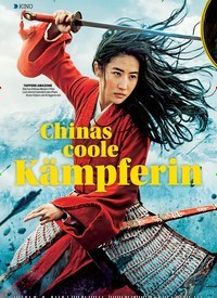 Titelbild der Ausgabe 7/2020 von KINO: Chinas coole Kämpferin. Zeitschriften als Abo oder epaper bei United Kiosk online kaufen.