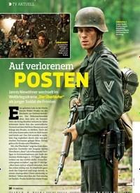 Titelbild der Ausgabe 7/2020 von TV AKTUELL: Auf verlorenem POSTEN. Zeitschriften als Abo oder epaper bei United Kiosk online kaufen.