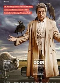 Titelbild der Ausgabe 10/2018 von SERIE: KRIEG DER GÖTTER. Zeitschriften als Abo oder epaper bei United Kiosk online kaufen.