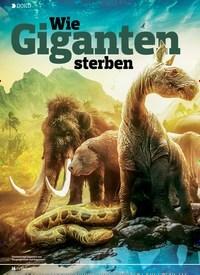 Titelbild der Ausgabe 10/2018 von DOKU: Wie Giganten sterben. Zeitschriften als Abo oder epaper bei United Kiosk online kaufen.