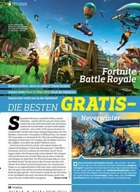 Titelbild der Ausgabe 10/2018 von TECHNIK: DIE BESTEN:GRATIS-GAMES: DER WELT. Zeitschriften als Abo oder epaper bei United Kiosk online kaufen.