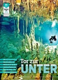 Titelbild der Ausgabe 11/2018 von DOKU: Tor zur UNTERWELT. Zeitschriften als Abo oder epaper bei United Kiosk online kaufen.
