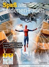Titelbild der Ausgabe 11/2018 von TOPFILM: Spaß am seidenen Faden. Zeitschriften als Abo oder epaper bei United Kiosk online kaufen.