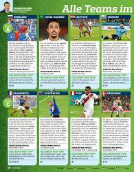 Titelbild der Ausgabe 12/2018 von WM tvDIGITAL SPEZIAL: Alle Teams im Überblick. Zeitschriften als Abo oder epaper bei United Kiosk online kaufen.