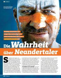 Titelbild der Ausgabe 12/2018 von DOKU: Die Wahrheit über Neandertaler. Zeitschriften als Abo oder epaper bei United Kiosk online kaufen.