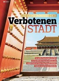 Titelbild der Ausgabe 15/2018 von DOKU: DIE GEHEIMNISSE DER: Verbotenen DIE GEHEIMNISSE DER STADT. Zeitschriften als Abo oder epaper bei United Kiosk online kaufen.