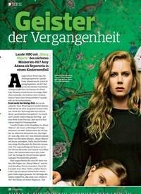 Titelbild der Ausgabe 17/2018 von SERIE: Geister der Vergangenheit. Zeitschriften als Abo oder epaper bei United Kiosk online kaufen.