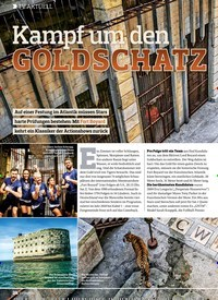 Titelbild der Ausgabe 18/2018 von TV AKTUELL: Kampf um den GOLDSCHATGOLDSCHATZ. Zeitschriften als Abo oder epaper bei United Kiosk online kaufen.