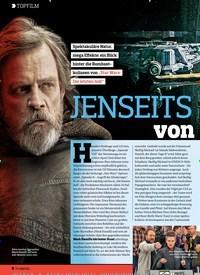 Titelbild der Ausgabe 20/2018 von TOPFILM: JENSEITS von Gut und Böse. Zeitschriften als Abo oder epaper bei United Kiosk online kaufen.