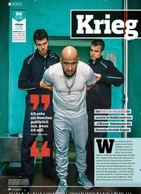 Titelbild der Ausgabe 20/2018 von SERIE: Krieg der Clans. Zeitschriften als Abo oder epaper bei United Kiosk online kaufen.