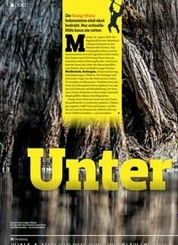 Titelbild der Ausgabe 21/2018 von DOKU: Unter gang der Menschenaffen. Zeitschriften als Abo oder epaper bei United Kiosk online kaufen.