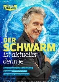 """Titelbild der Ausgabe 21/2018 von SERIE: DER SCHWARM """" ist aktueller denn je"""". Zeitschriften als Abo oder epaper bei United Kiosk online kaufen."""