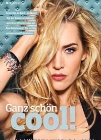 Titelbild der Ausgabe 24/2018 von PORTRÄT: Ganz schön cool!. Zeitschriften als Abo oder epaper bei United Kiosk online kaufen.