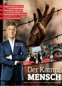 Titelbild der Ausgabe 24/2018 von DOKU: Der Kampf für die MENSCHENRECHTE. Zeitschriften als Abo oder epaper bei United Kiosk online kaufen.