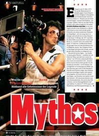 Titelbild der Ausgabe 2/2019 von TV AKTUELL :Mythos Rocky. Zeitschriften als Abo oder epaper bei United Kiosk online kaufen.