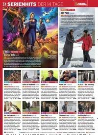 Titelbild der Ausgabe 2/2019 von SERIENHITS DER 14 TAGE. Zeitschriften als Abo oder epaper bei United Kiosk online kaufen.