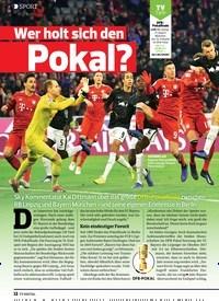 Titelbild der Ausgabe 11/2019 von Wer holt sich den Pokal?. Zeitschriften als Abo oder epaper bei United Kiosk online kaufen.