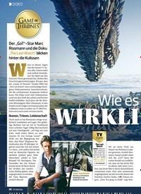 Titelbild der Ausgabe 11/2019 von DOKU: Wie es WIRKLICH war. Zeitschriften als Abo oder epaper bei United Kiosk online kaufen.