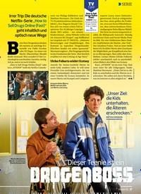 Titelbild der Ausgabe 11/2019 von SERIE: Dieser Teenie ist ein: DROGENBOSS. Zeitschriften als Abo oder epaper bei United Kiosk online kaufen.