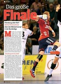 Titelbild der Ausgabe 12/2019 von Das große Finale. Zeitschriften als Abo oder epaper bei United Kiosk online kaufen.