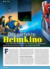 Titelbild der Ausgabe 13/2019 von Das perfekte Heimkino. Zeitschriften als Abo oder epaper bei United Kiosk online kaufen.