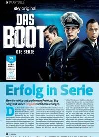 Titelbild der Ausgabe 14/2019 von TV AKTUELL: Ewefolg in Serie. Zeitschriften als Abo oder epaper bei United Kiosk online kaufen.