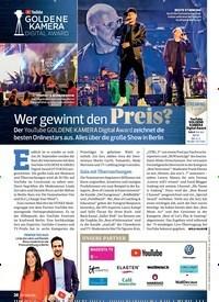 Titelbild der Ausgabe 19/2019 von Wer gewinnt den Preis?. Zeitschriften als Abo oder epaper bei United Kiosk online kaufen.